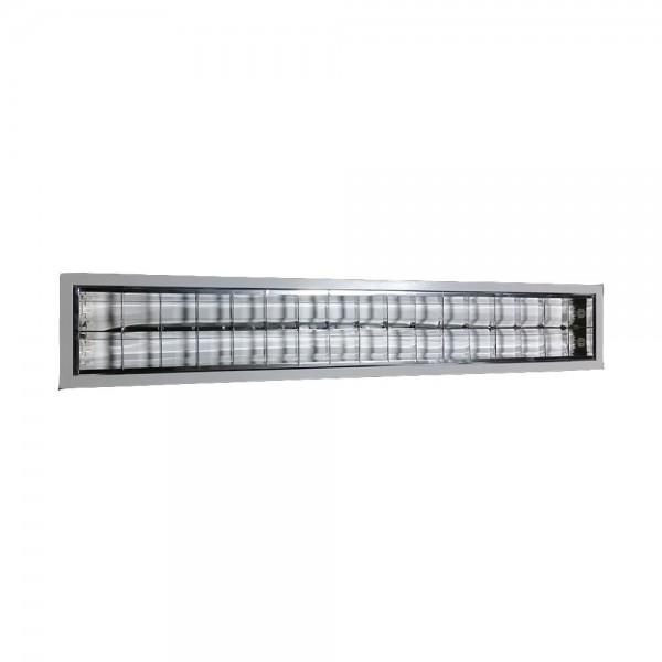 CORP ILUMINAT TIP FIRA 2x120CM CABLAT PT TUB LED IP20