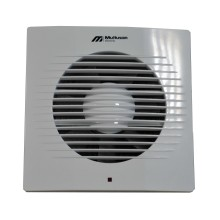 VENTILATOR AXIAL F:100MM 12W 100M3/H