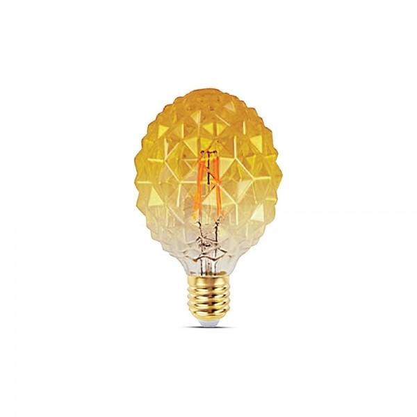 BEC LED DECORATIV COG 4W 350LM 2200K FL95 E27