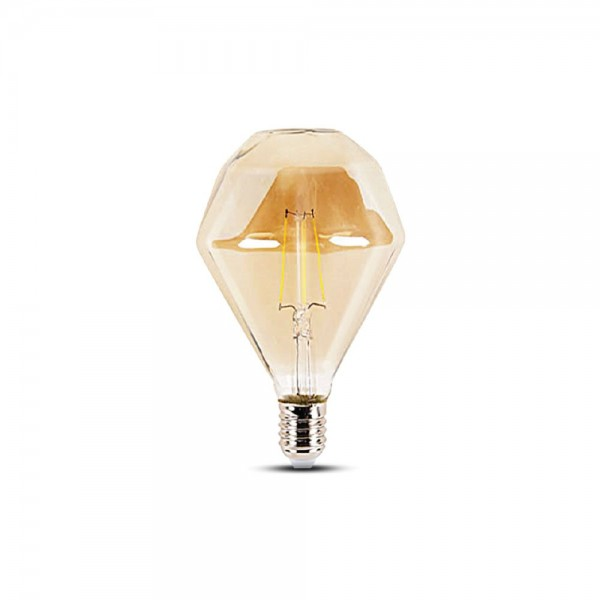 BEC LED DECORATIV COG 4W 350LM 2200K CR110 E27
