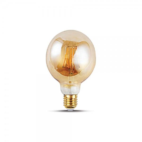BEC LED DECORATIV COG 4W 350LM 2200K G95 E27