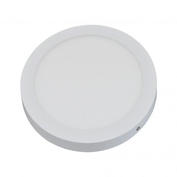 SPOT LED ROTUND PT 24W 1850LM 4200K IP20