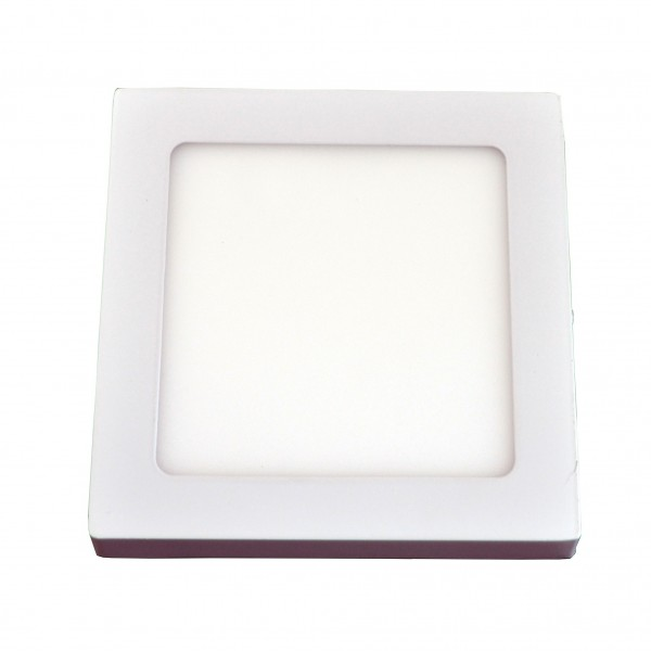 SPOT LED PATRAT PT 24W 1850LM 4200K IP20