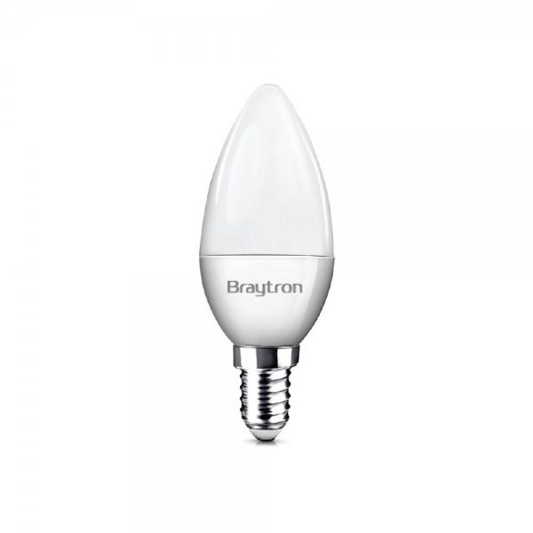 BEC LED PLS 7W 560LM 6500K C37 E14