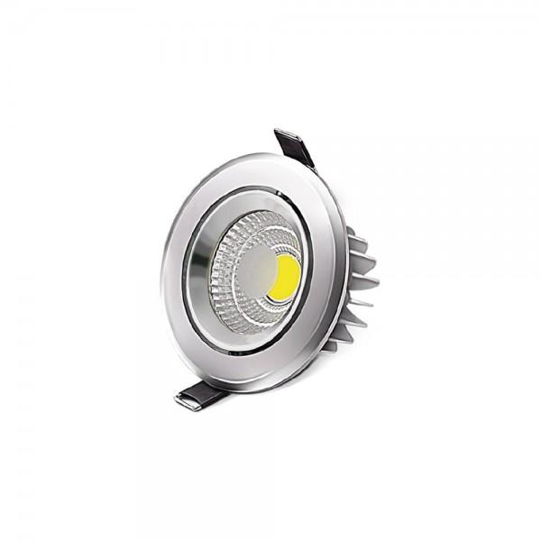 SPOT LED ROTUND 5W 380LM 6500K IP44