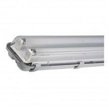 Corp neon etanș IP65 2x18w balast mecanic