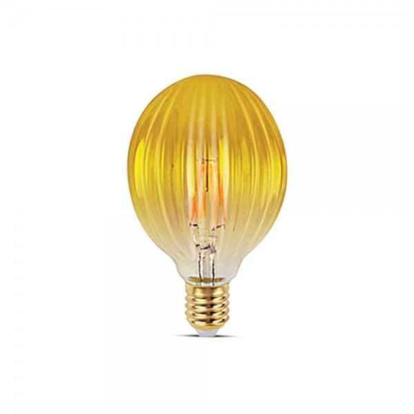 BEC LED DECORATIV COG 4W 350LM 2200K WL100 E27