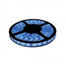 BANDA LED 5M 60LED/M 3528 4.8W/M BLEU 12VDC IP20