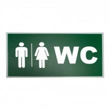 FOLIE PT EMERGENTA BARBAT -FEMEIE WC