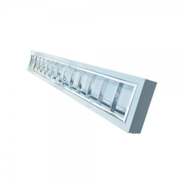 CORP APLICABIL 2X36W  D.REF PT TUB LED