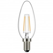 BEC LED FILAMENT Dimabil 4W C35 470LM 2700K E14