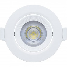 SPOT LED ROTABIL 10W 800lm 6500K IP20 G1 PLUS