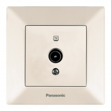 PRIZA TV INTERMEDIARA 12dB BEIGE