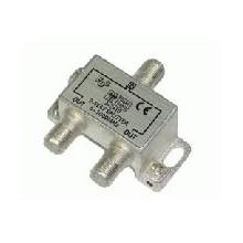 SPLITER 2CAI CATV, 5 - 1000 MHz