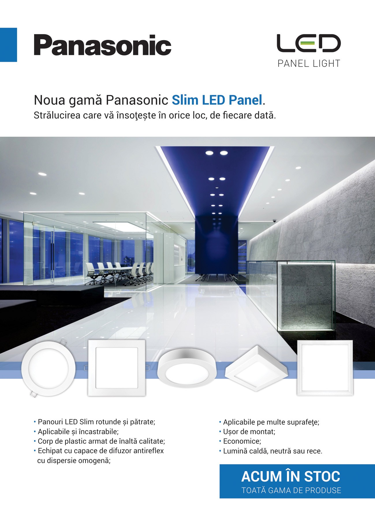 Panasonic SLIM LED